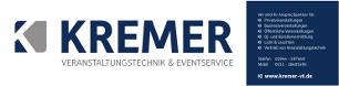 Sponsor - Kremer