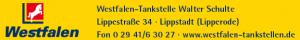 Sponsor - Westfalen-Tankstelle