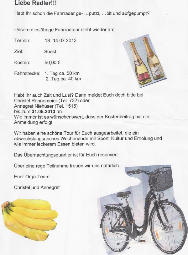 Einladung Radtour 2013 klein